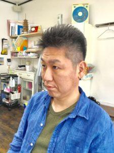 40代男性の髪型
