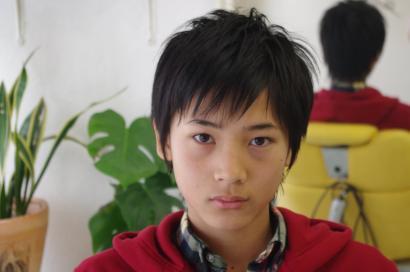小学生メンズのヘアスタイル