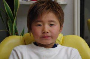 小学生スタイル写真
