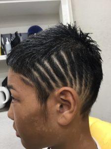 小学6年生のヘアスタイル写真