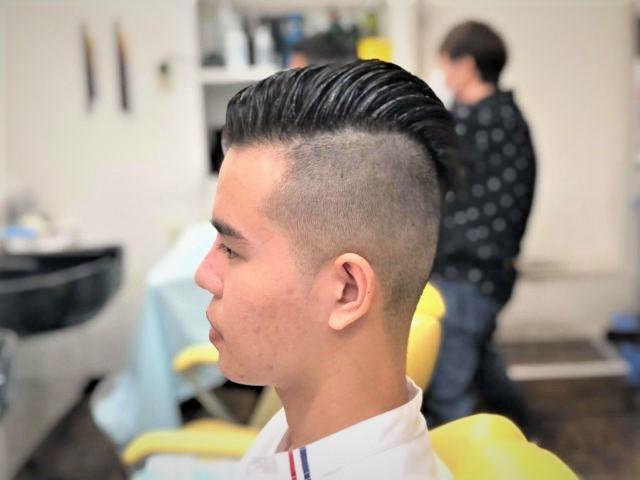 20代男性のヘアスタイル画像