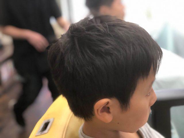 5歳男の子の画像