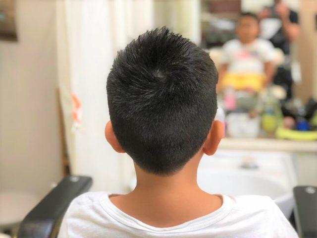 10代男性のヘアスタイル画像