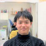 10代男子のヘアスタイル画像