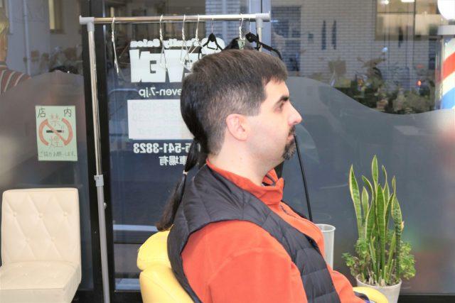 ポルトガル人男性の髪型の画像