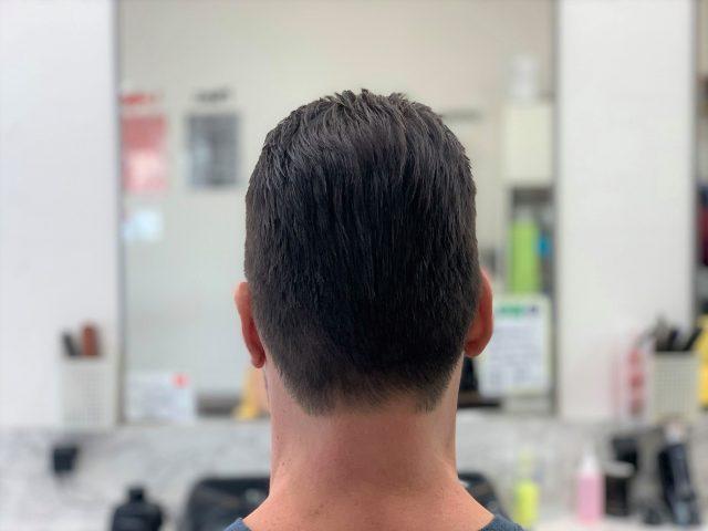 外国人の髪型の画像