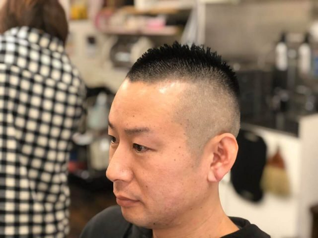 30代男性のヘアスタイル画像