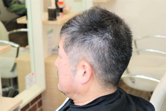 30代男性の髪形の画像