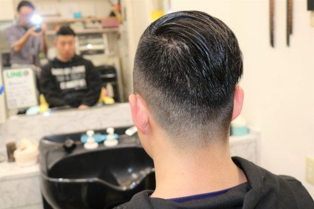 10代メンズの髪型の画像